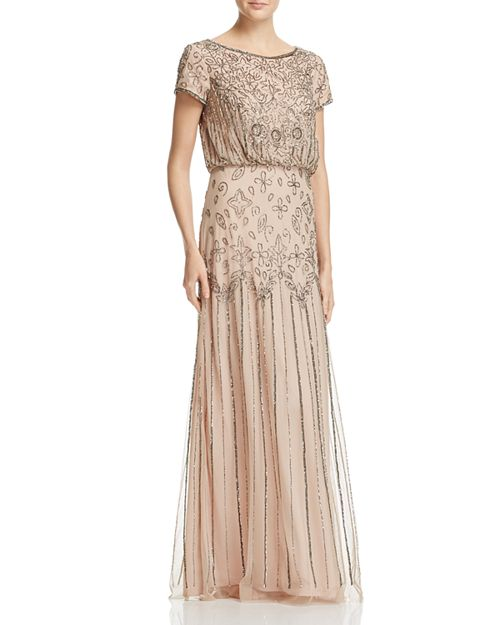 Adrianna Papell Embellished Gown | Bloomingdale\'s
