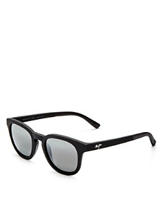 Maui Jim - Men's Koko Head Polarized Round Sunglasses, 48mm