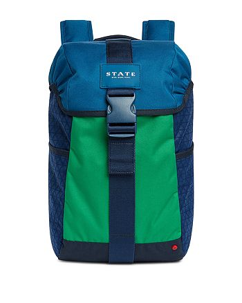 STATE - Boys' Seneca Backpack