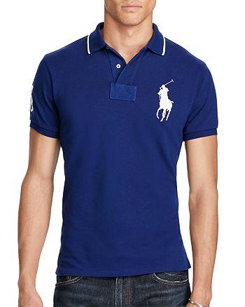8cff9474 Polo Ralph Lauren Big Pony Slim Fit Polo Shirt | Bloomingdale's