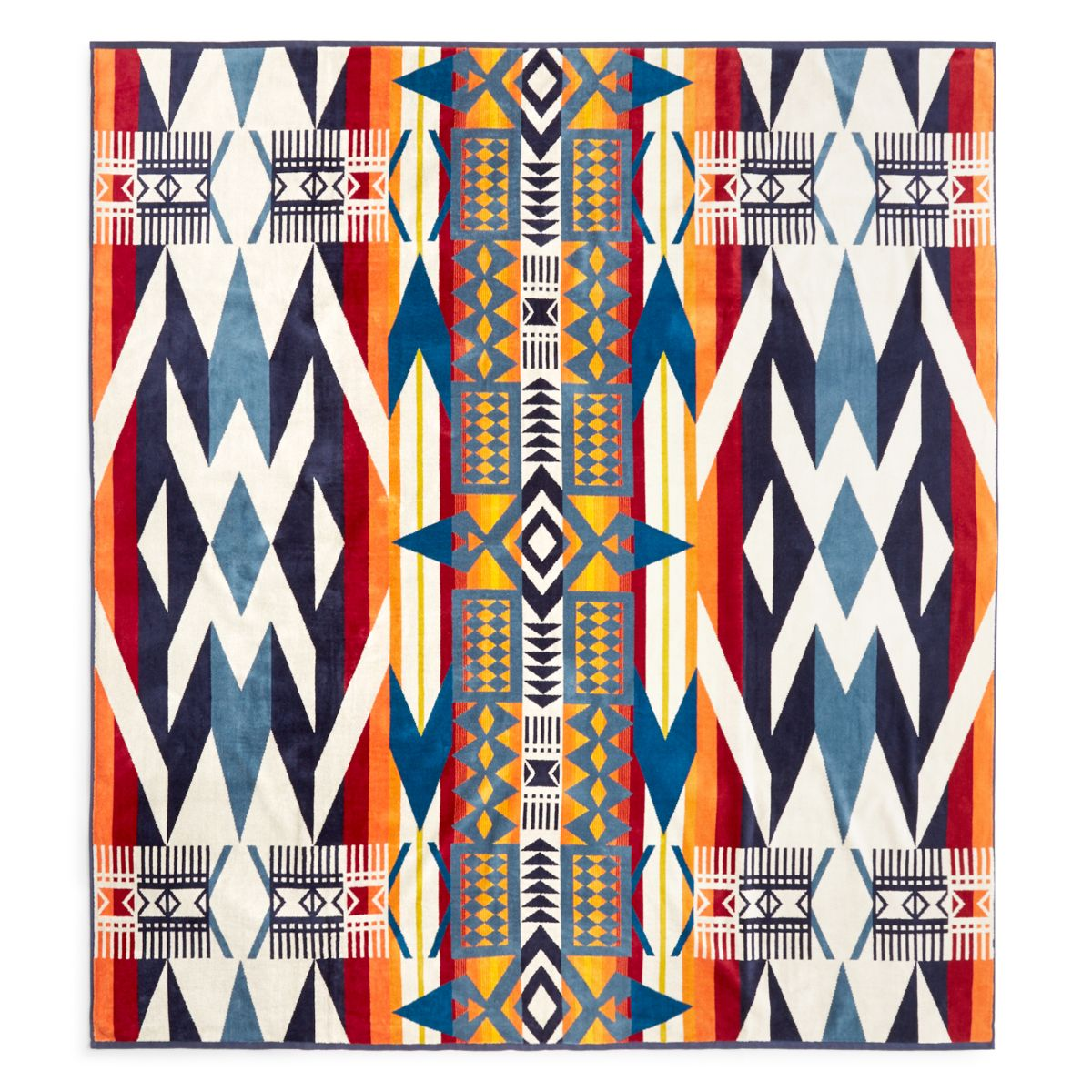 Fire Legend Towel For Two by Pendleton