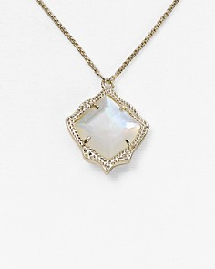 Kendra Scott - Kacey Pendant Necklace, 28""