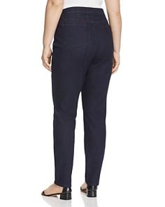 Eileen Fisher Plus - System Skinny Jeans in Indigo