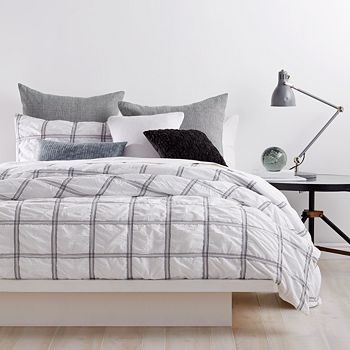 DKNY - Check Please Duvet Cover, King