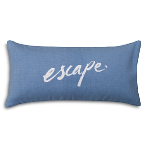 The Beach People Escape Beach Pillow
