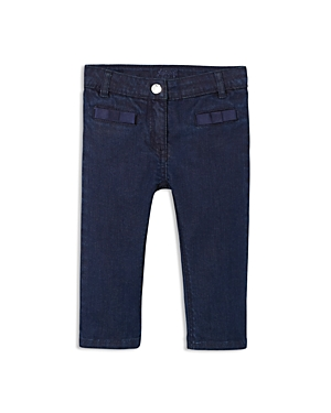 Jacadi Girls Bow Jeans  Baby