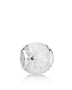 PANDORA Sterling Silver Glittering Hearts of Pandora Charm - Bloomingdale's_0