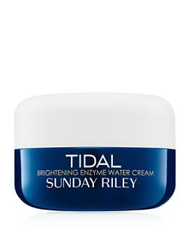 SUNDAY RILEY - Tidal Brightening Enzyme Water Cream 0.5 oz.