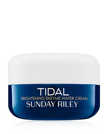 SUNDAY RILEY - Tidal Brightening Enzyme Water Cream 0.5 oz.