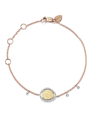 Click here for Meira T 14K Yellow  White and Rose Gold Diamond Sc... prices