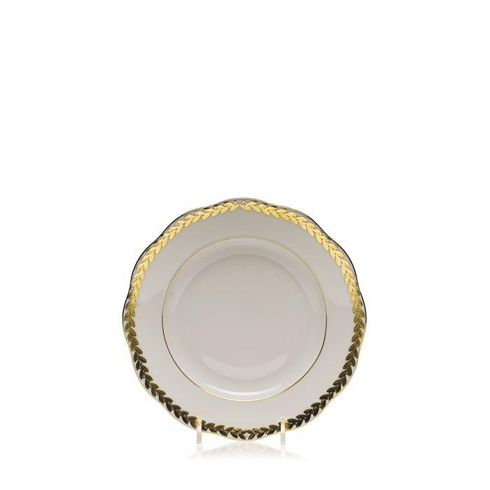 Herend - Golden Laurel Bread & Butter Plate