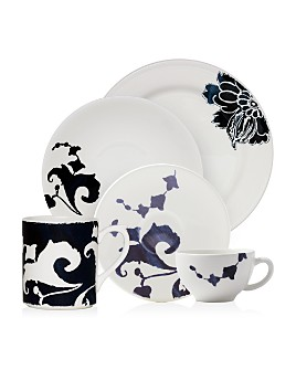 Gien - Indigo Dinnerware Collection