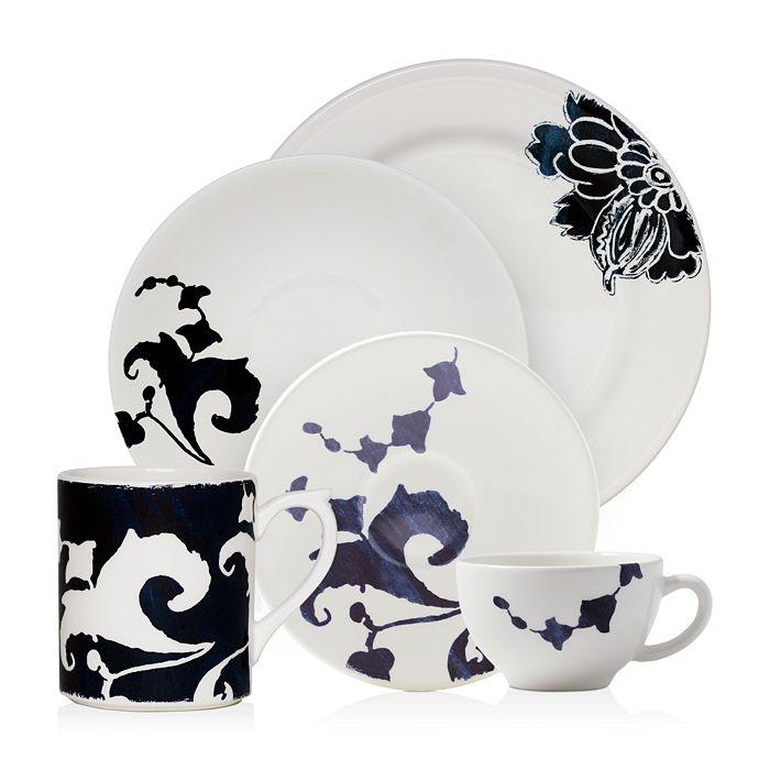 Gien - Indigo Dinnerware Collection