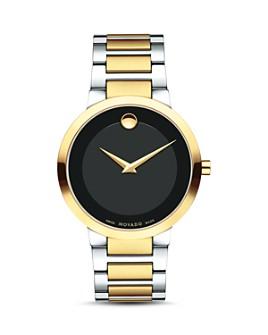 Movado - Modern Classic Two Tone Watch, 39.2mm