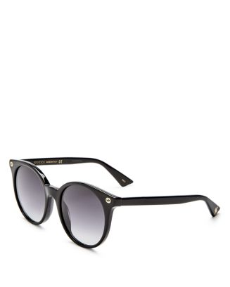 Women's Pantos Round Sunglasses, 52mm by Gucci