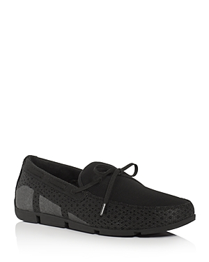 Swims Breeze Braided Lace Mesh Loafers