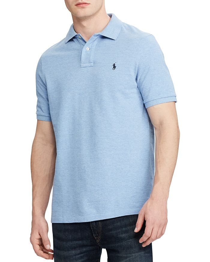 b21441385 Polo Ralph Lauren Classic Fit Mesh Polo Shirt | Bloomingdale's