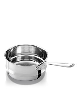 All-Clad - Stainless Steel 3 Quart Universal Steamer Insert