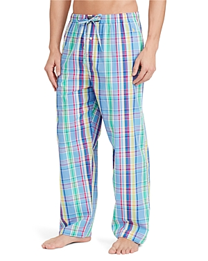 Polo Ralph Lauren Taylor Plaid Pajama Pants