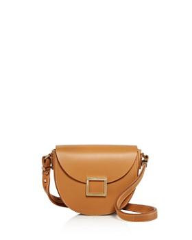 Jason Wu - Mini Leather Saddle Bag