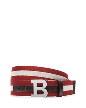 Bally - Men's B Buckle Reversible Trainspotting Belt
