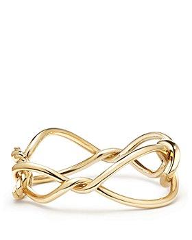David Yurman - Continuance Bracelet in 18K Gold