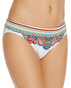 Tommy Bahama Fira Banded Hipster Bikini Bottom