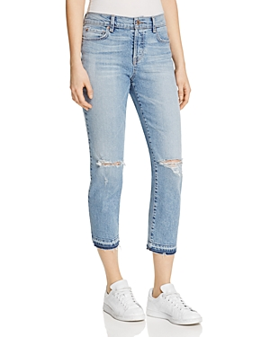 Pistola Straight Charlie Jeans in Blue Honey - 100% Exclusive