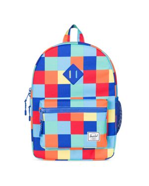 Herschel Supply Co. Unisex Check Print Heritage Youth Backpack