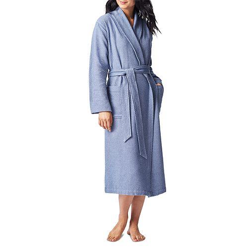 Coyuchi - Unisex Mediterranean Organic Cotton Robe