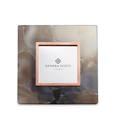 "Kendra Scott - Square Stone Slab Photo Frame, 4"" x 4"""