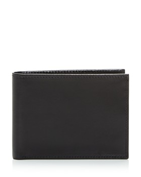 The Men s Store at Bloomingdale s - RFID Smooth Slimfold Wallet - 100%  Exclusive ... e51e4f3a5c4