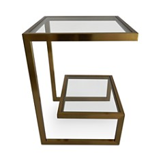 Bloomingdale's - Sandra End Table