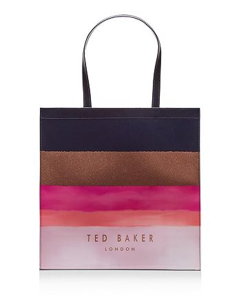 Ted Baker - Delcon Mosaic Icon Large Tote