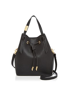 Foley and Corinna - Wildheart Drawstring Small Bucket Bag