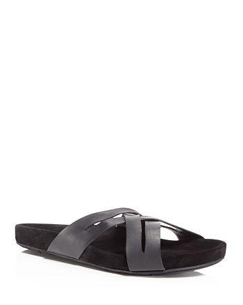 John Varvatos Collection - Artisan Cross Sandals