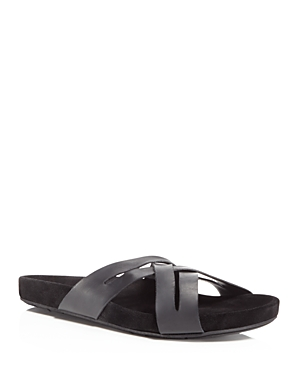 John Varvatos Collection Artisan Cross Sandals