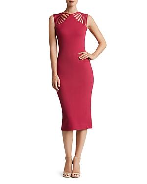 Dress the Population Gwen Strappy Midi Dress