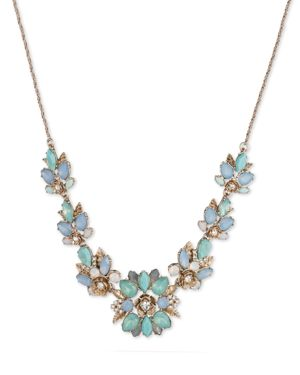 Marchesa Floral Necklace, 32
