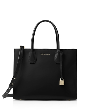 Michael Michael Kors Studio Mercer Convertible Large Patent Leather Tote