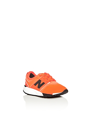 New Balance Boys 247 Omni Lace Up Sneakers  Walker Toddler
