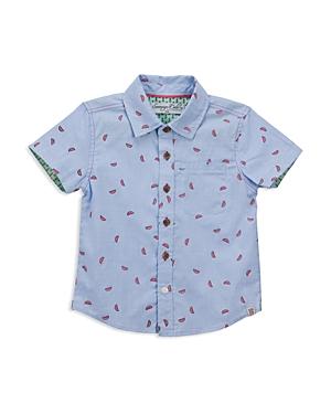 Sovereign Code Boys Pismo ShortSleeve Shirt  Little Kid