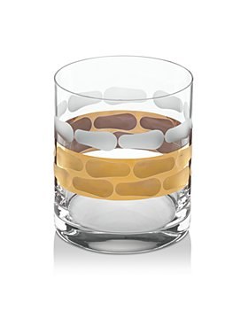 Michael Wainwright - Truro Gold Double Old Fashioned Glass