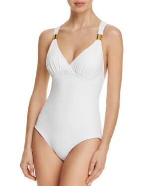 Amoressa Only Live Twice Horizon One Piece Swimsuit