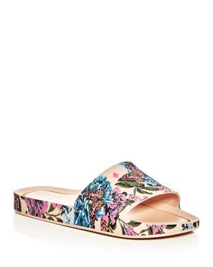 Melissa Butterfly Pool Slide Sandals