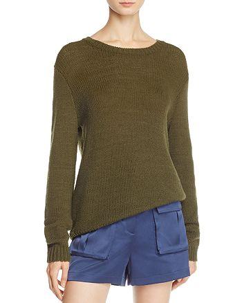 Theory - Yulia Drop-Shoulder Sweater