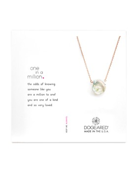 Dogeared - One in a Million Necklace, 16""