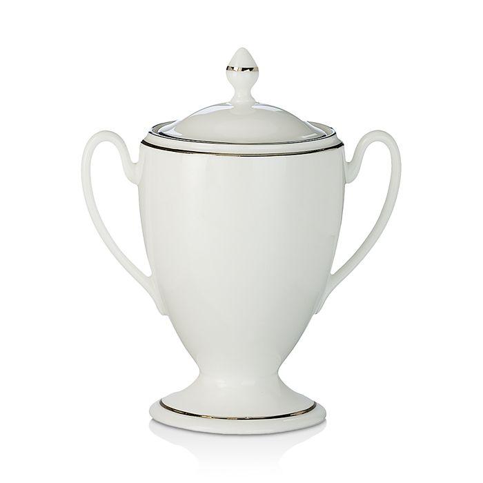 Waterford - Kilbarry Platinum Covered Sugar Bowl