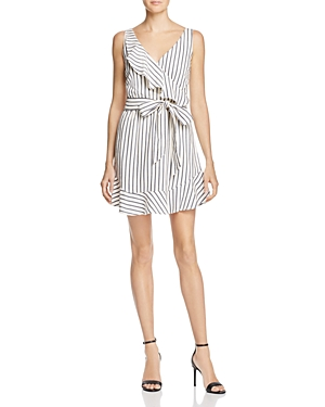 Guess Gianna Ruffled Wrap Dress