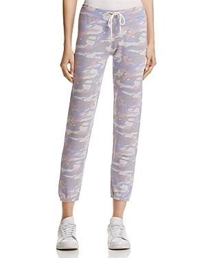 Monrow Camouflage Lounge Pants